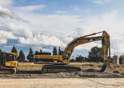 Large Equipment Rentals from Giancola Construction
