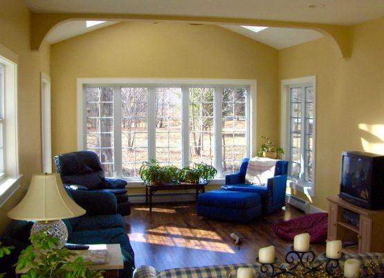 Single Family Home Interior