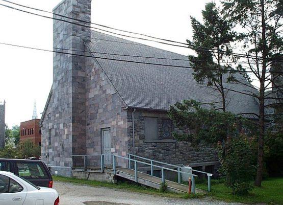 Rutland Church Renovation