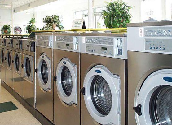 Laundromat Construction